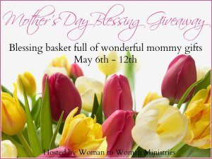 Mother's Day Blessings Giveaway
